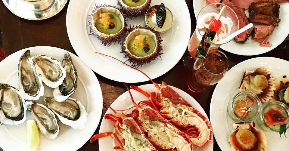 Brilliant 14 Weekend Hotel Brunch Buffets In Singapore You Deserve For Home Interior And Landscaping Oversignezvosmurscom