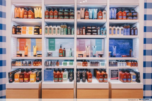 Bath & Body Works sale - aromatherapy