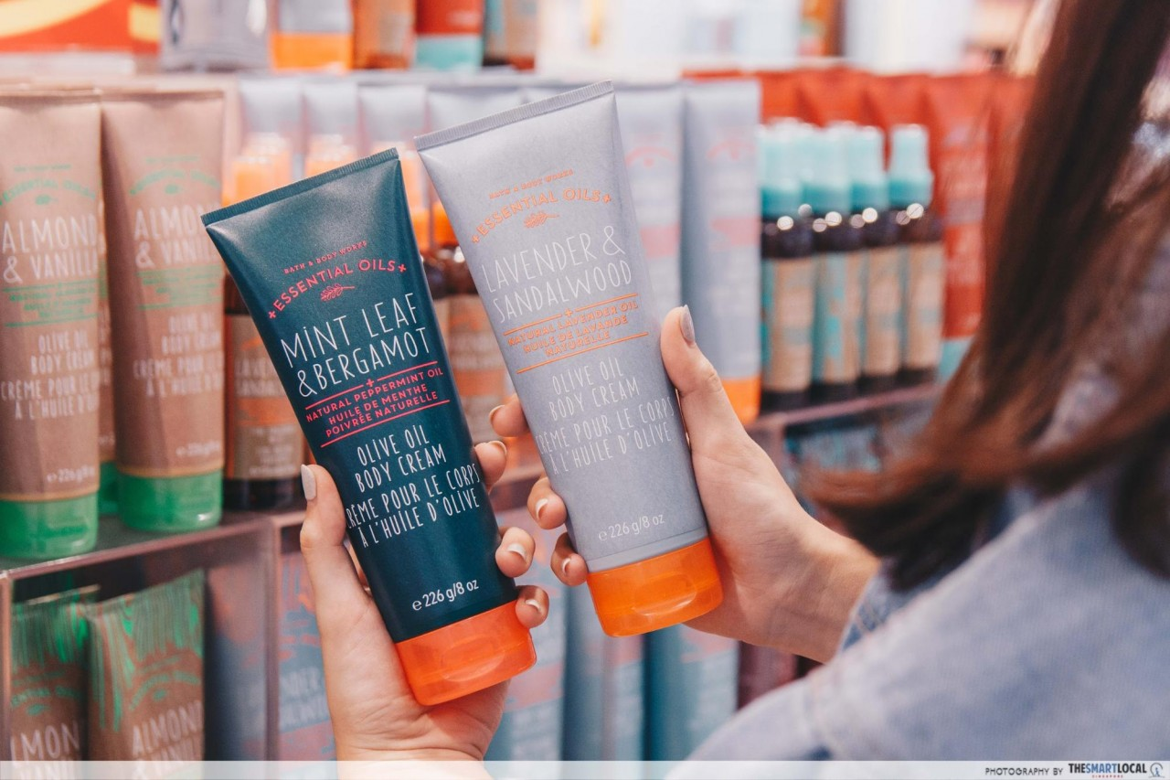 Bath & Body Works Sale - body lotion