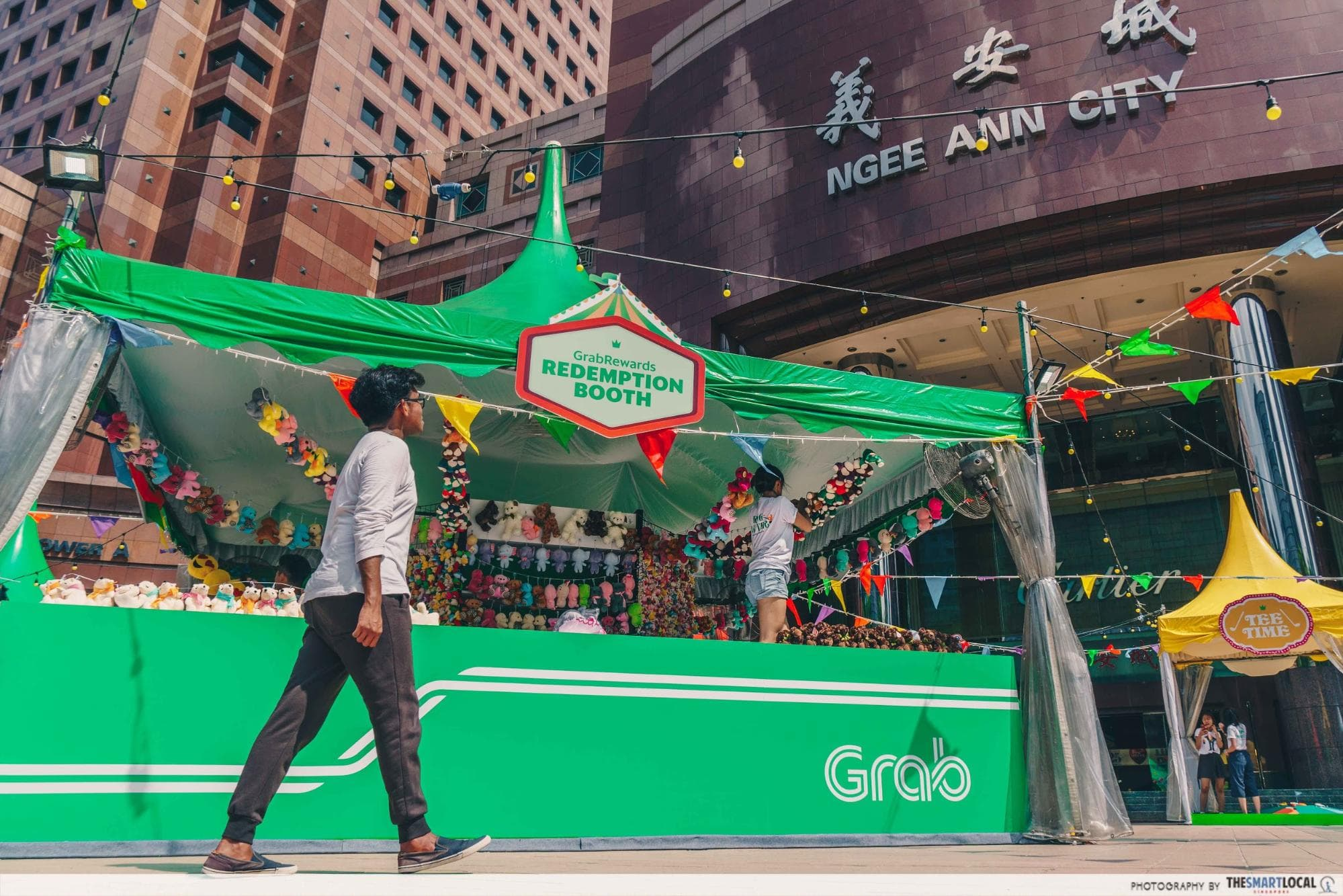 Ngee Ann City - World of GrabRewards Carnival