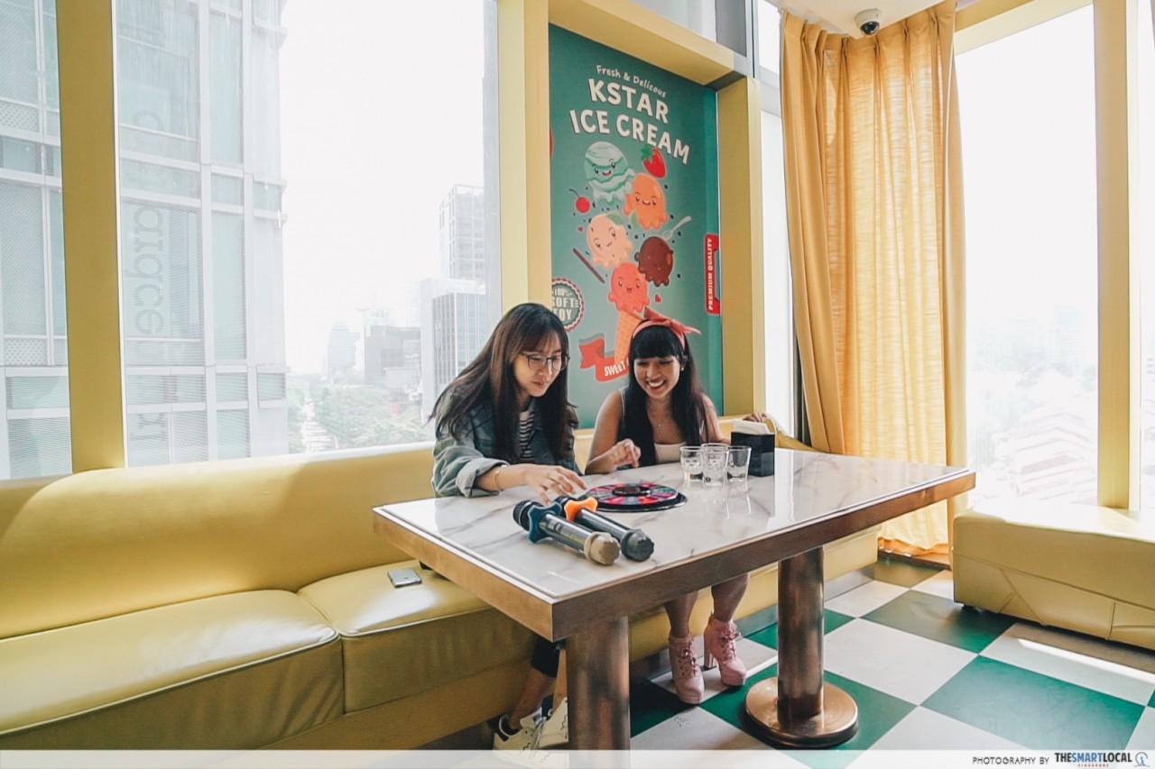 K STAR Karaoke Is Singapore's First Themed Karaoke Bar Which Opens