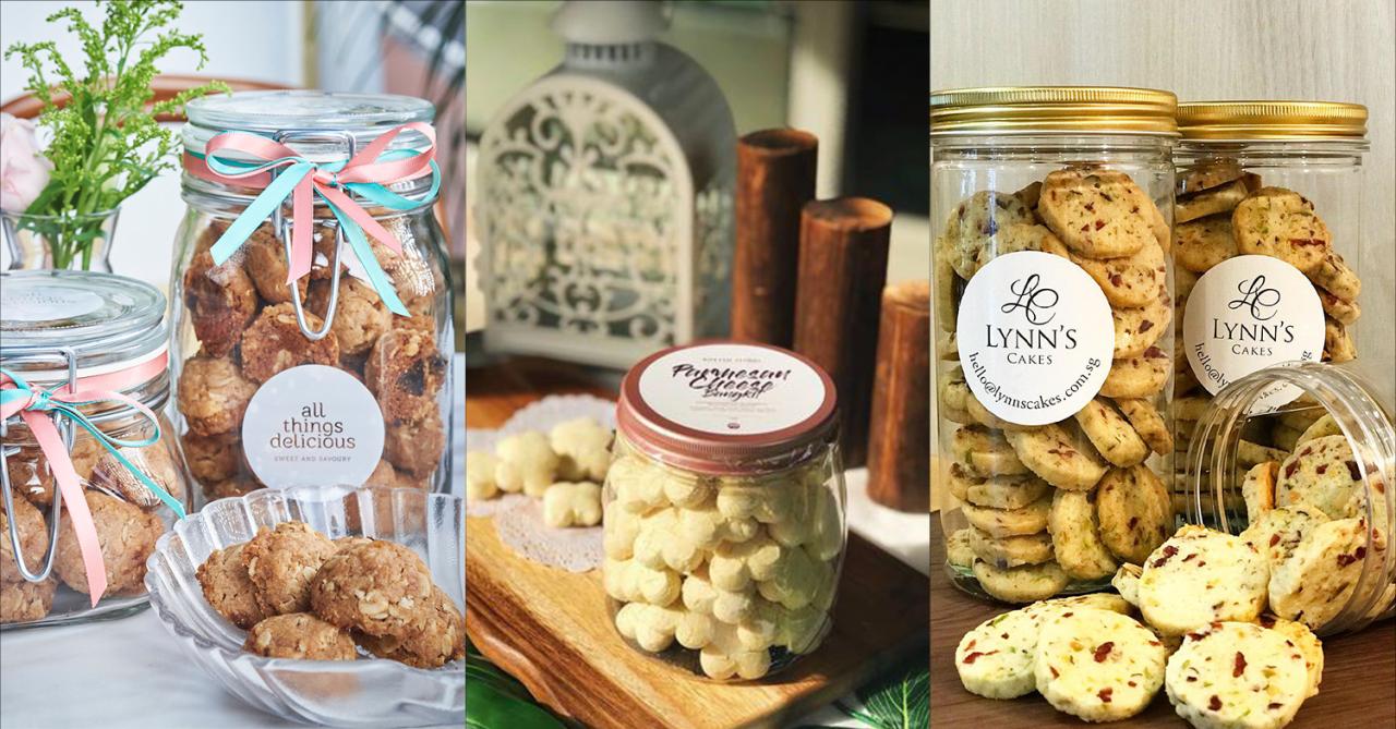 6 Halal Bakeries In Singapore To Get Goodies For Hari Raya