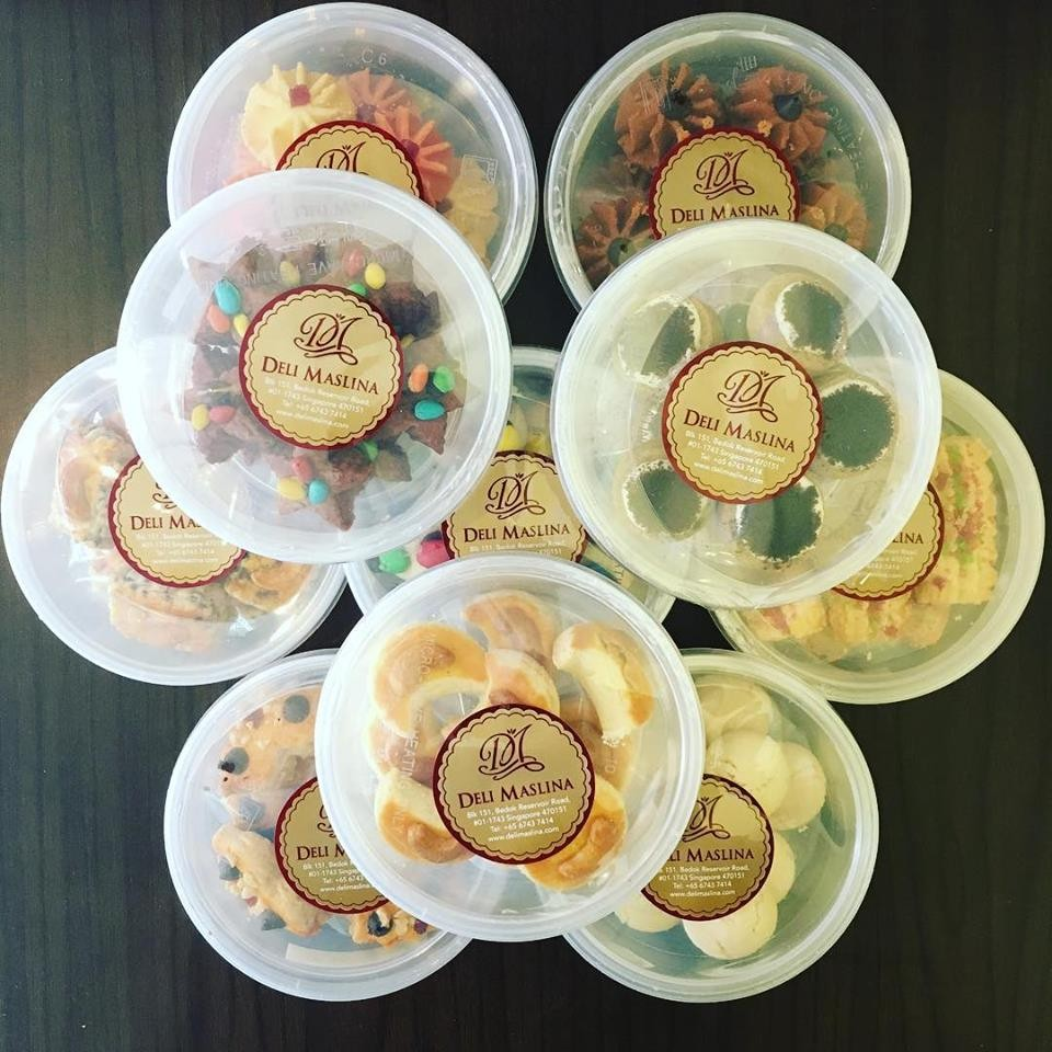 Hari Raya Kuih - Small Pack