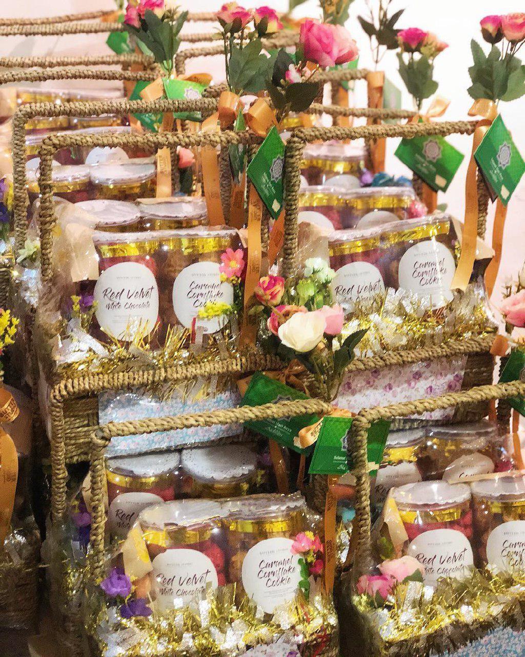 Hari Raya Kuih - Joyful Raya Gift Basket