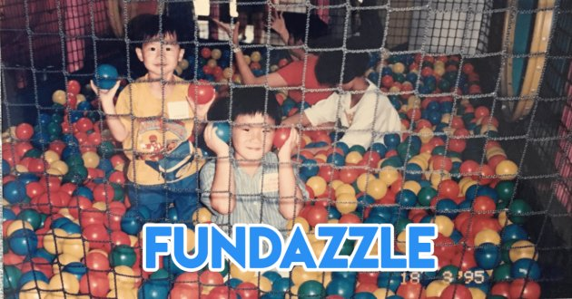 Fundazzle Singapore - ball pit