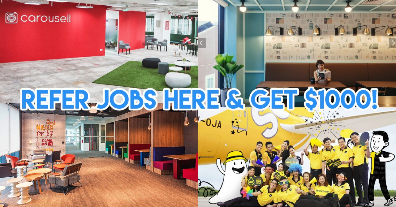 Wanted.jobs - This Jobs Portal In Singapore Pays You $1,000 For Landing Your Friend A New Job