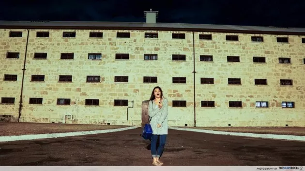 fremantle prison perth haunted