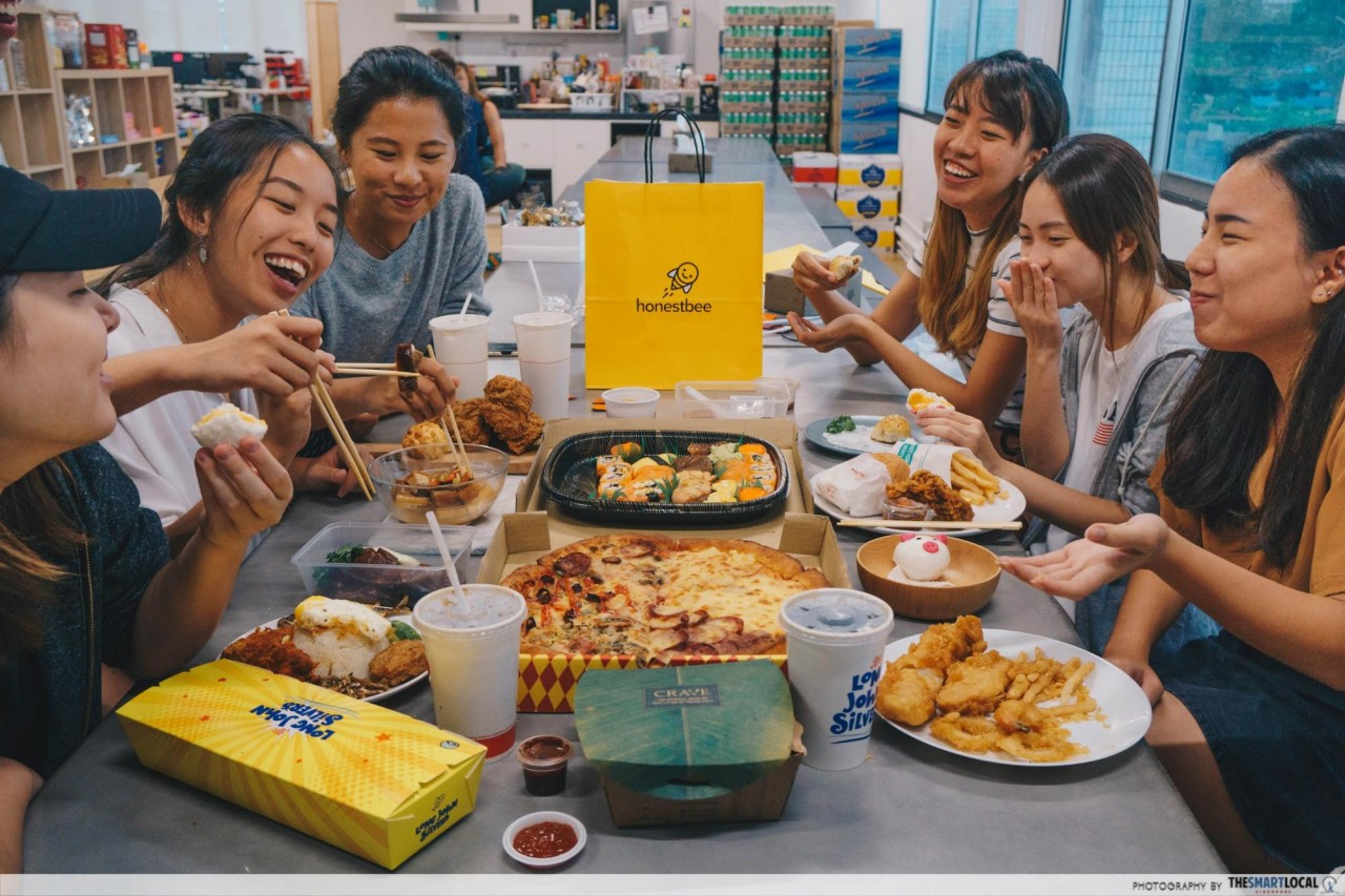 honestbee TSL eat