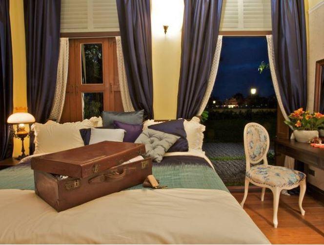 Praya Palazzo - hotel room