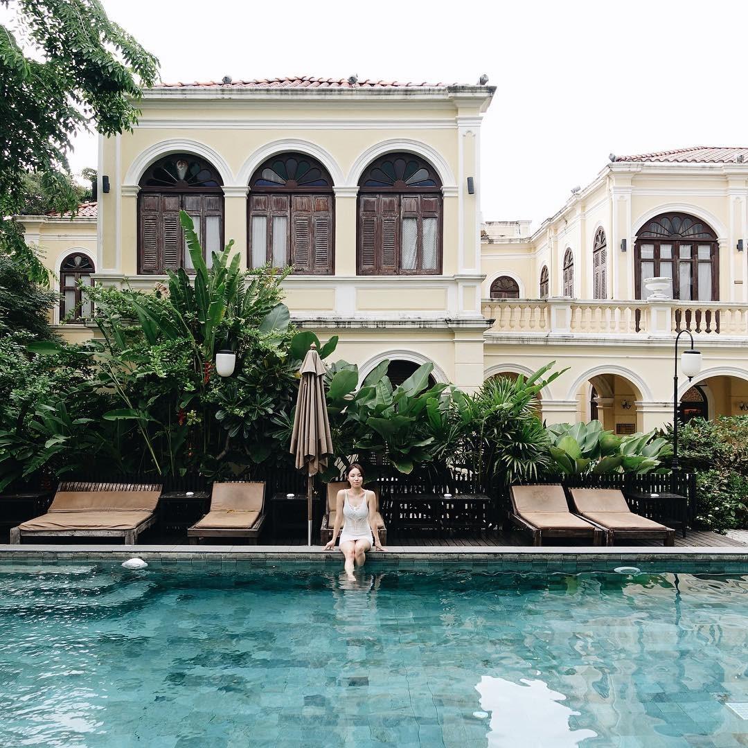 Praya Palazzo - pool