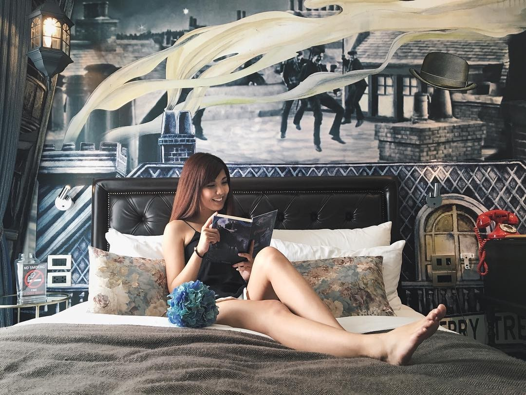 PlayHaus Thonglor - mary poppins themed room