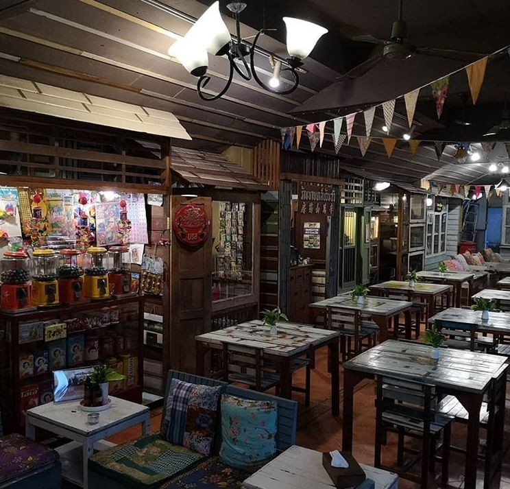 Phranakorn-Nornlen Hotel - indoor restaurant