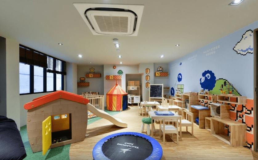 Kokotel Bangkok Surawong - playroom