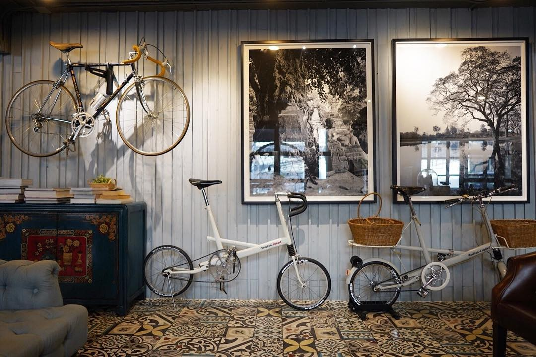 Nandha Hotel - bicycles and bicycle parts