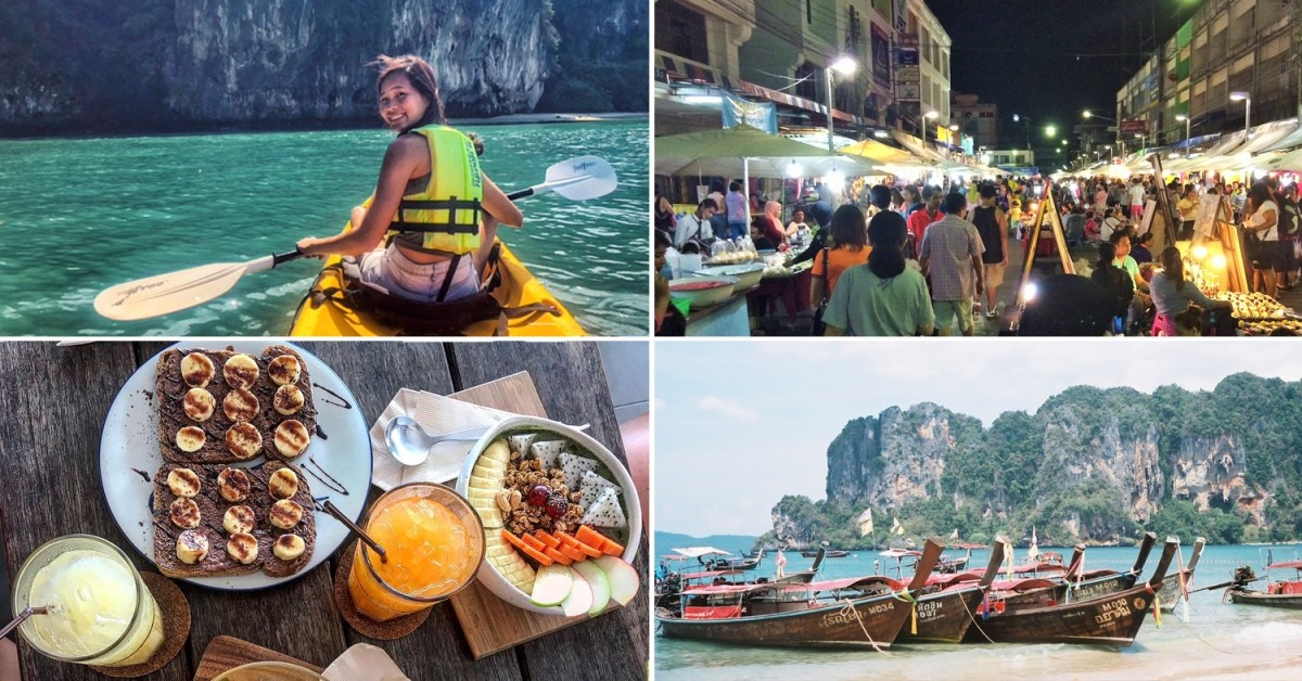 things to do in krabi 2018