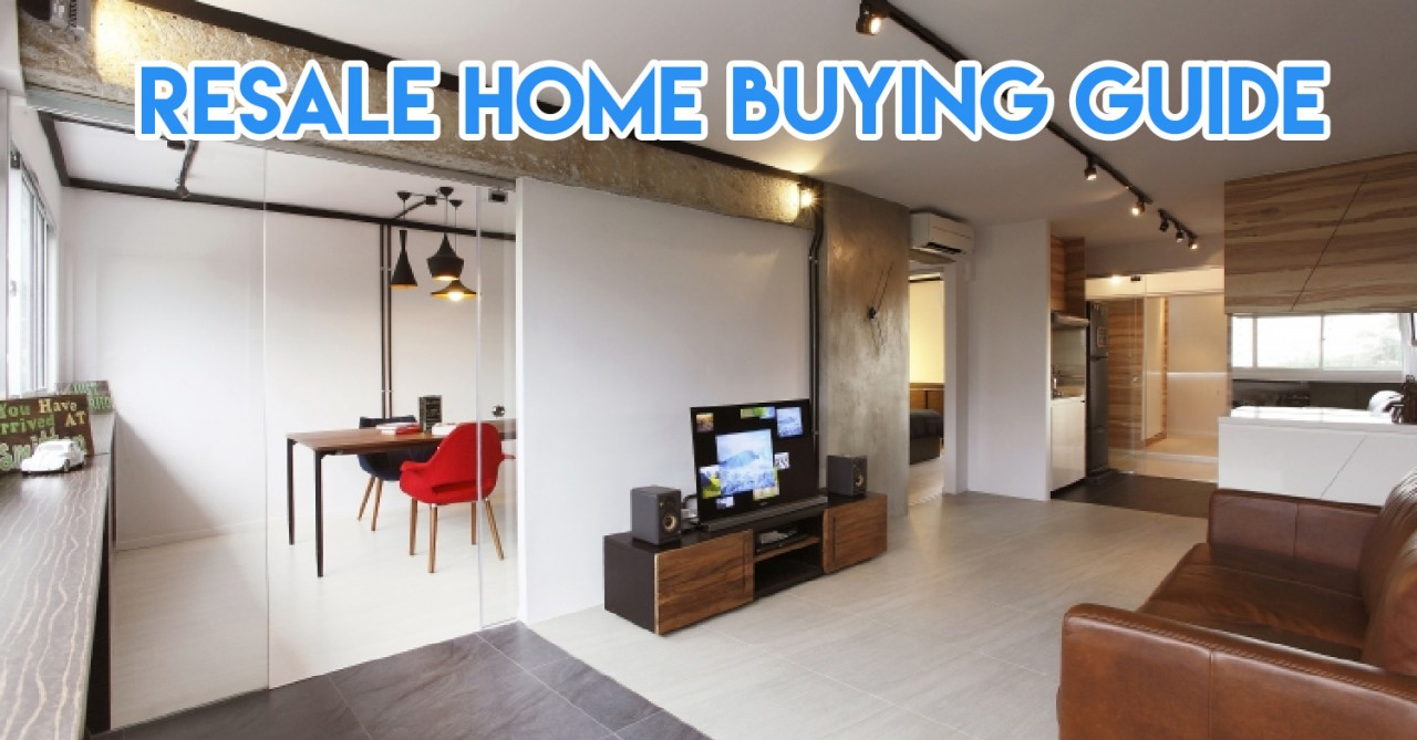 9 Things To Consider When Buying A Resale Flat So You Don't Kena Scammed