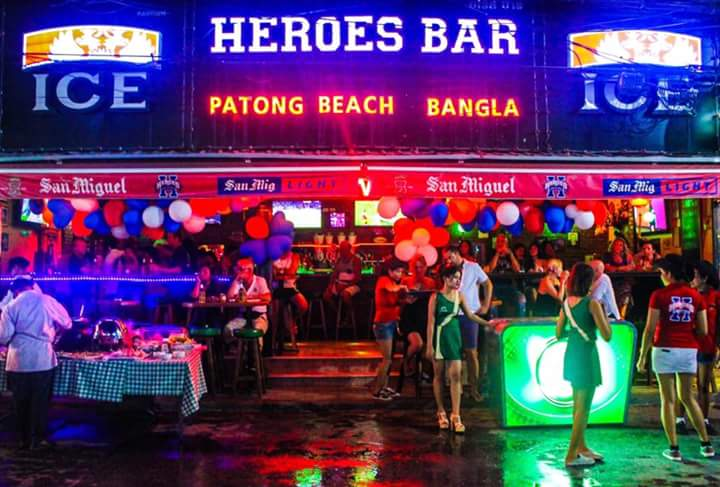 things to do in phuket nightlife clubs bars