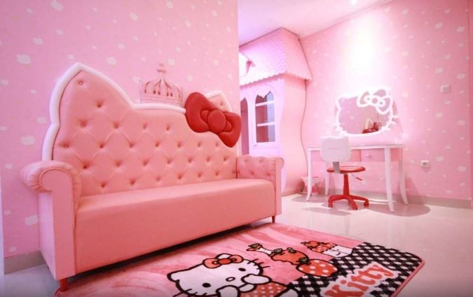 Hello Kitty Hotels Near Singapore Jakarta