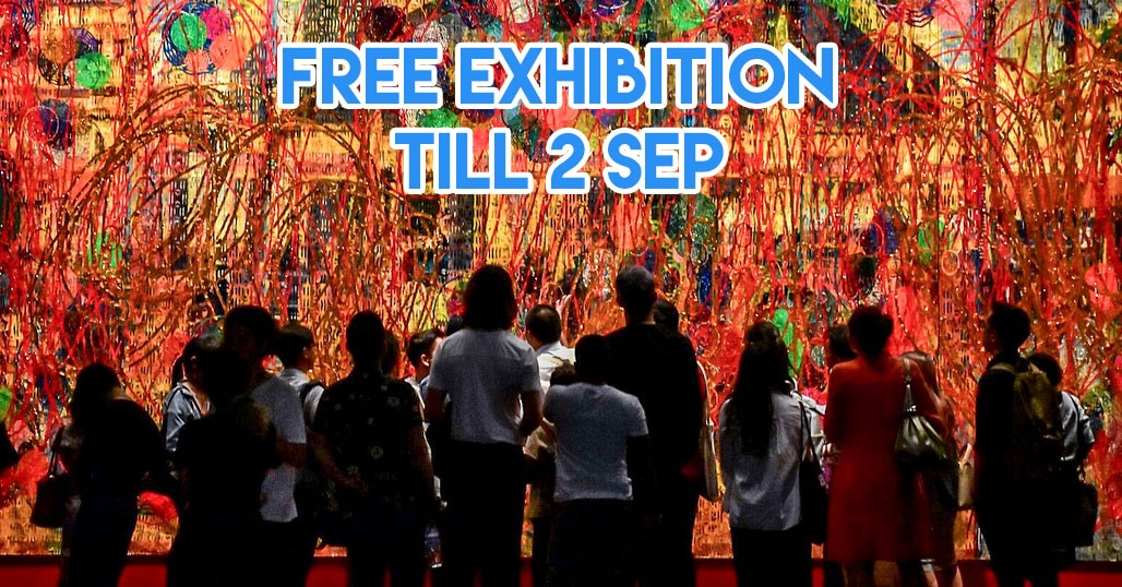SAM signature art prize 2018 free exhibition