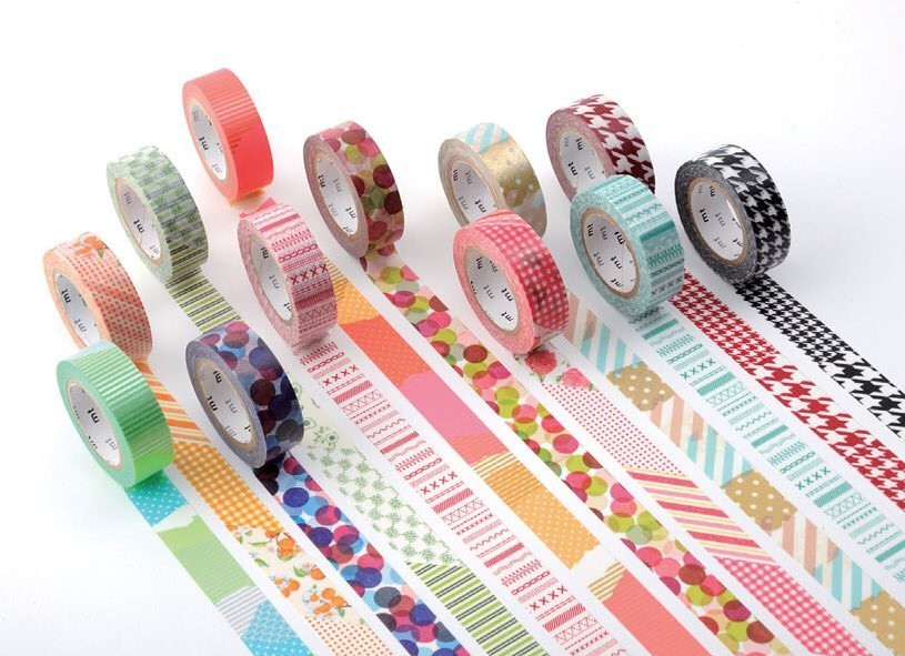 washi tape art singapore