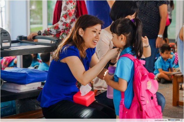 free parenting classes in singapore