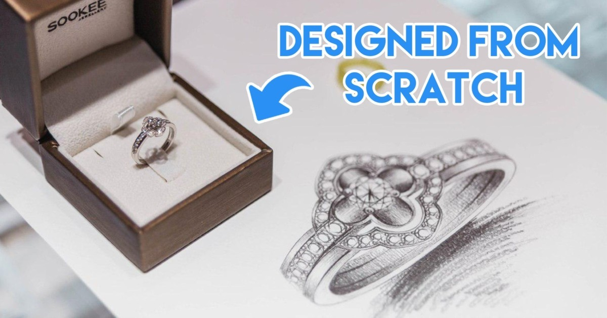 SOOKEE's Bespoke Ring Service Lets You Create A One Of A Kind Engagement Ring