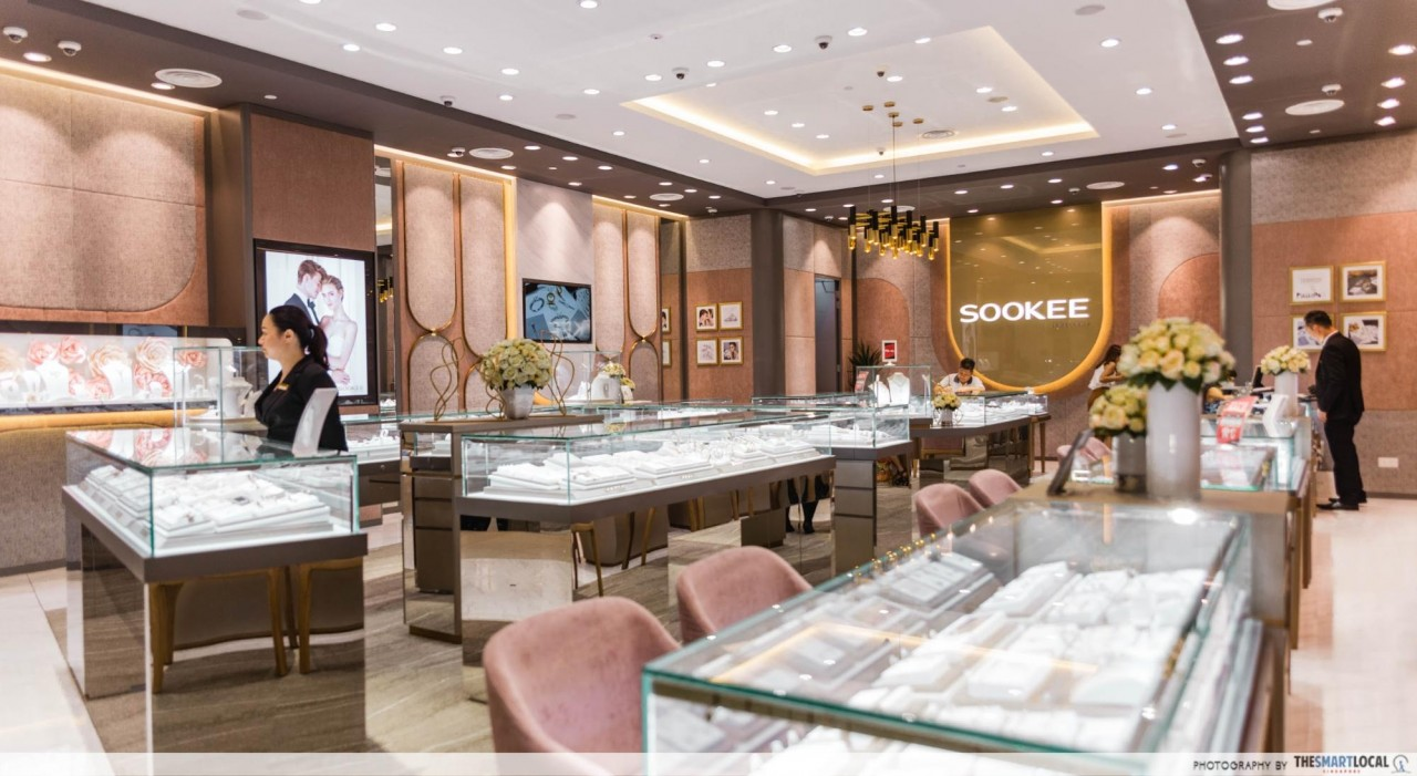 Soo Kee jewelry shop