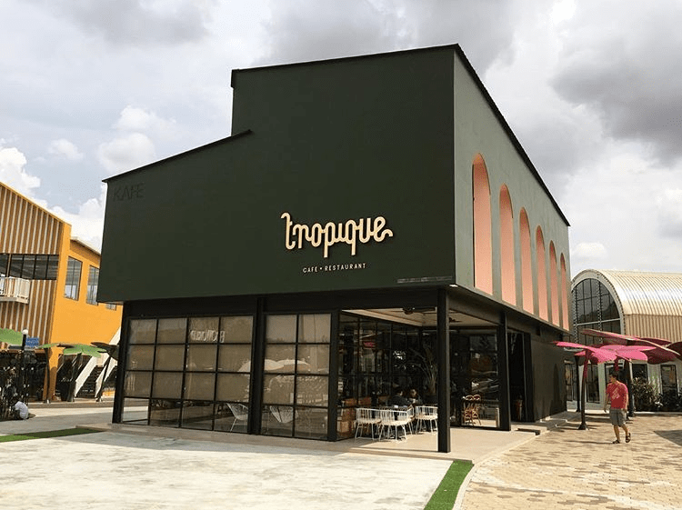 Tropique Cafe and Restaurant