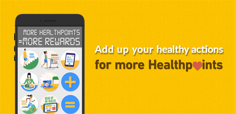 healthy 365 app rewards