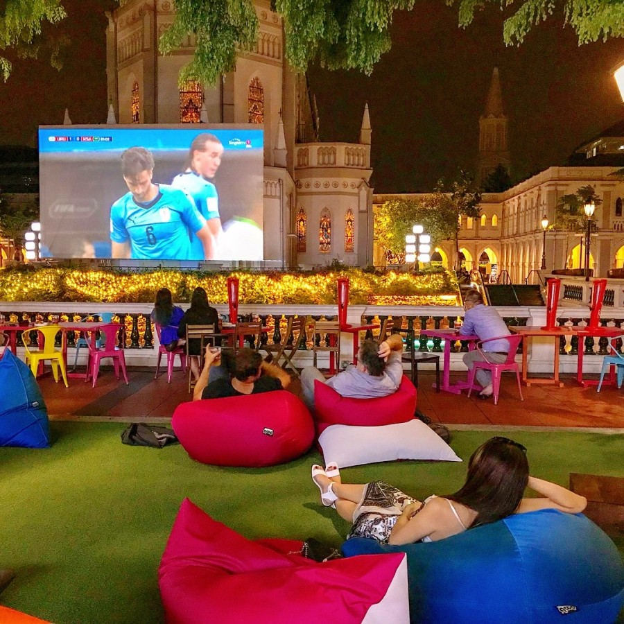 CHIJMES World Cup Screenings