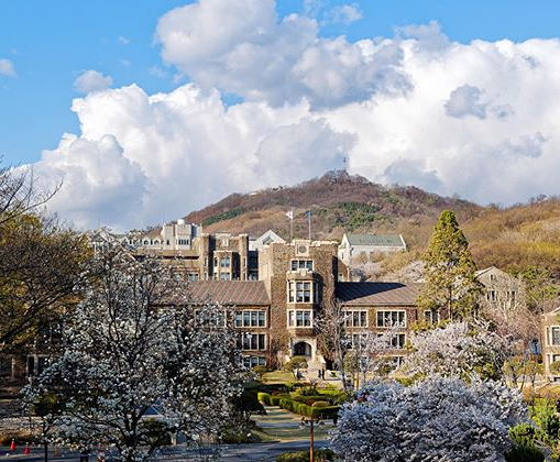 Yonsei University - european feels