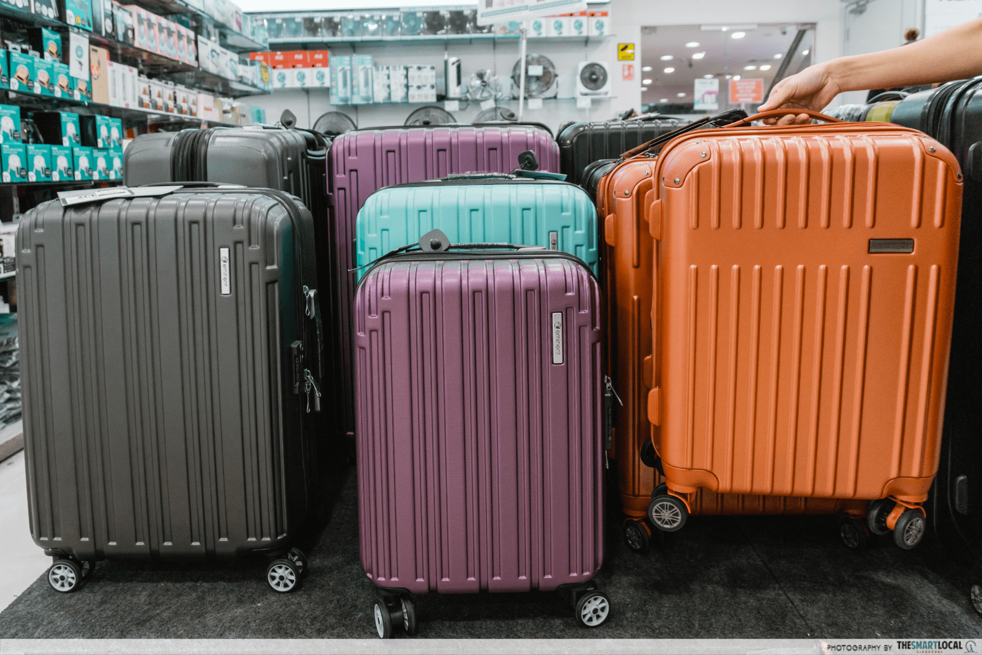 Challenger - Travel luggages