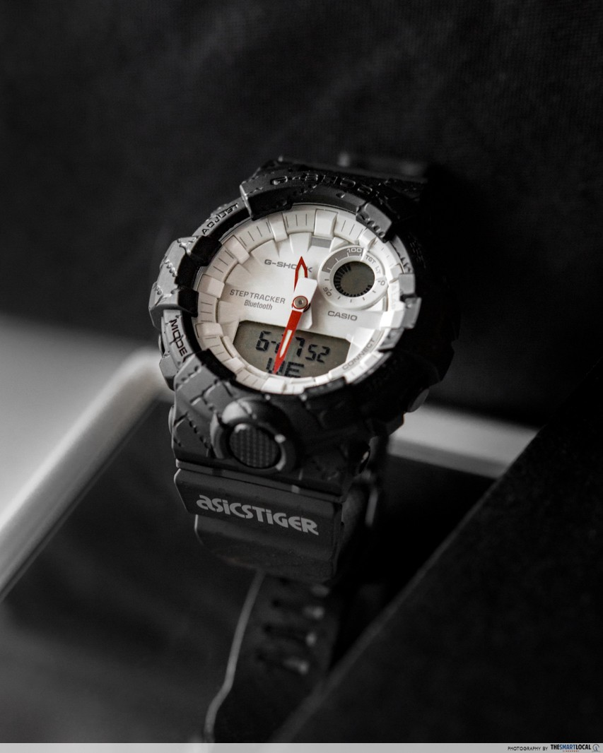 ASICSTIGER x CASIO - G-SHOCK Product Shot
