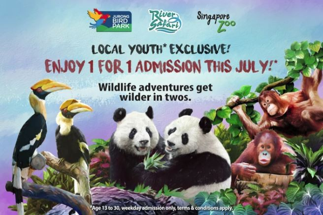 singapore zoo promotions