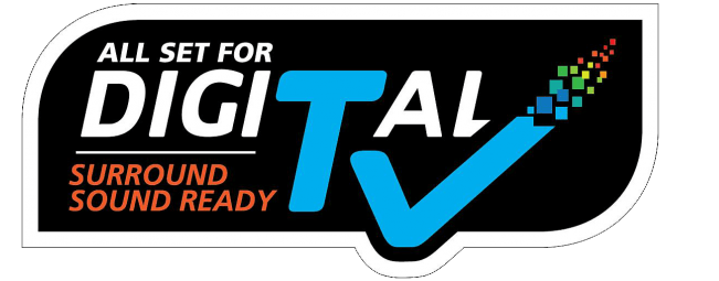 Digital TV Logo