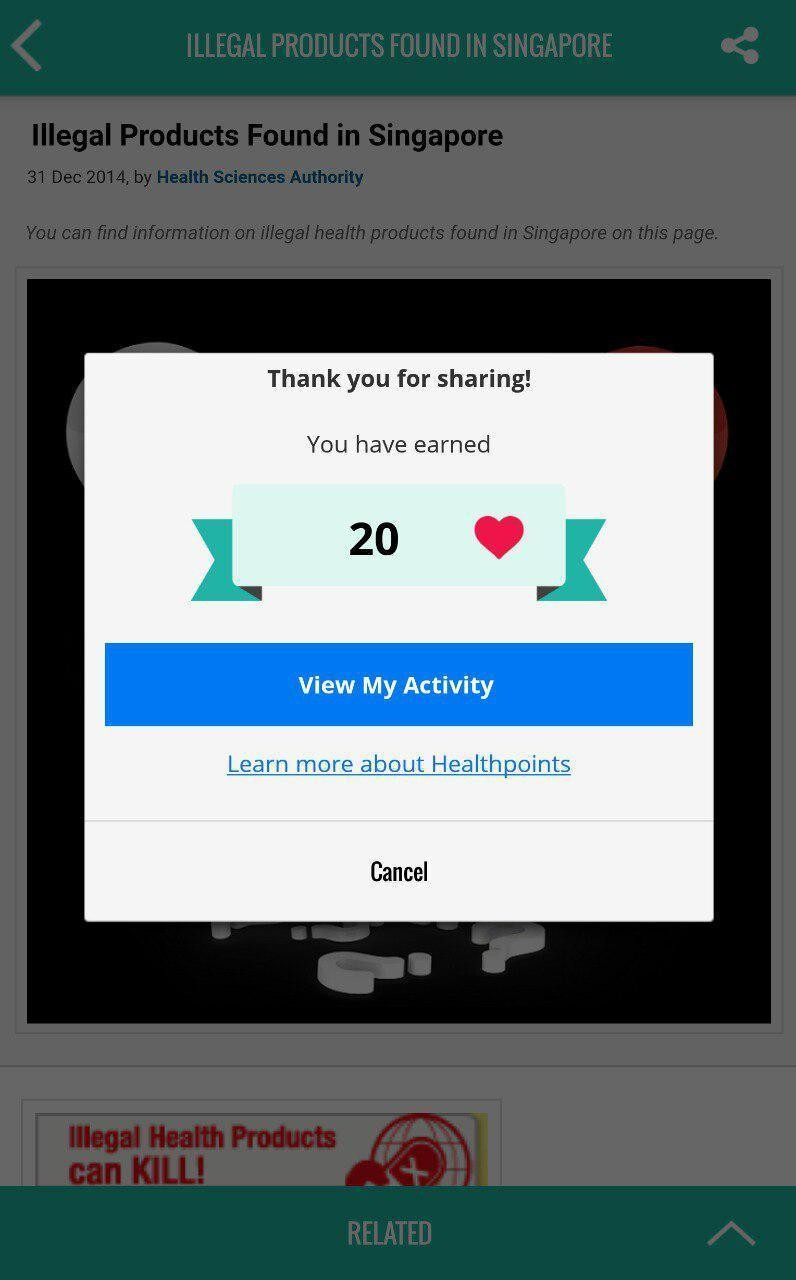 Healthpoints - Social Media