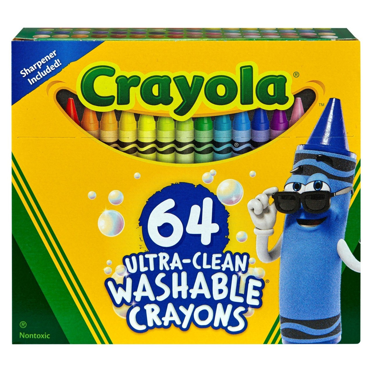 Amazon Prime Now - Washable Crayon