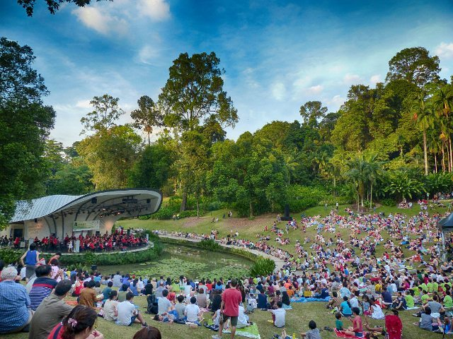 SSO's Symphony in the Gardens