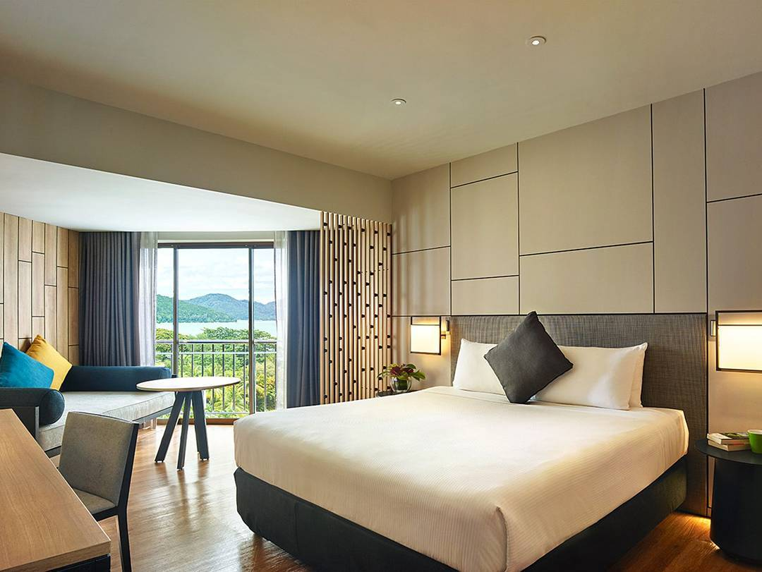 PARKROYAL Penang Resort room