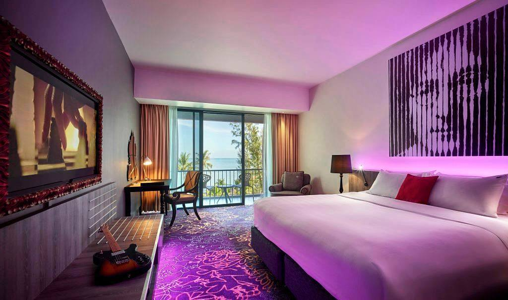 Hard Rock Hotel Penang room