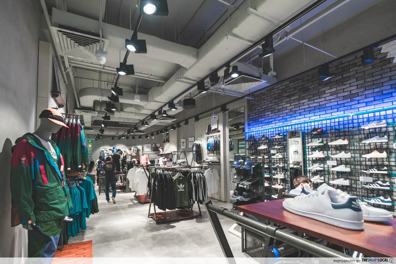 New Era \u0026 FILA Stores For Streetwear Fans