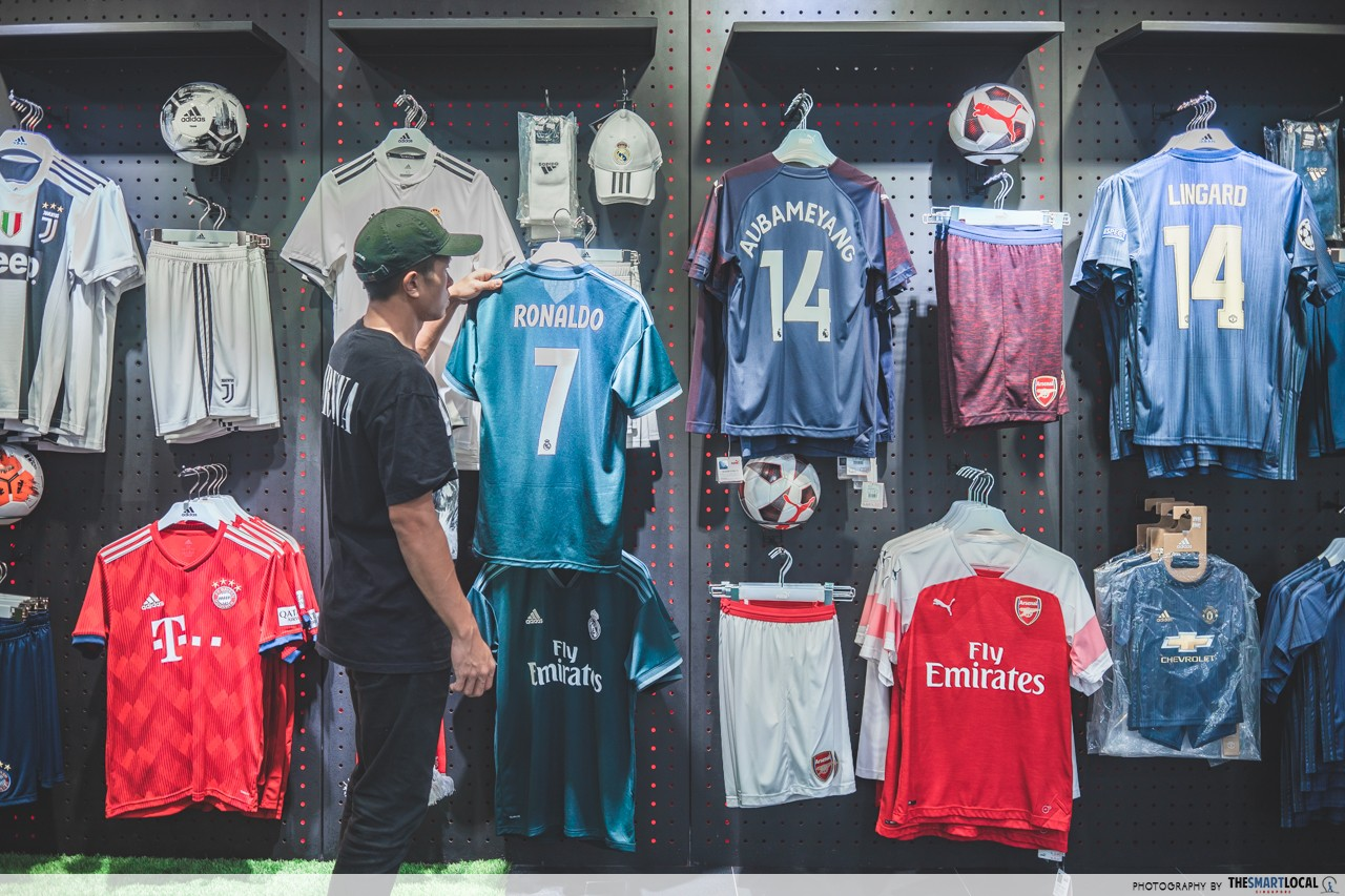 football jerseys in singapore at weston corp