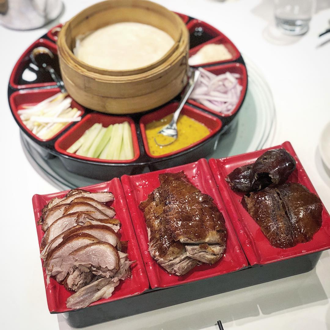 TungLok XiHe Peking Duck - Chope promo with DBS/POSB