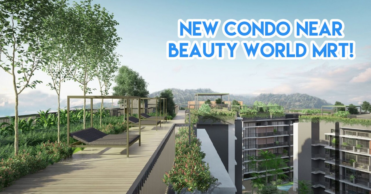 The Daintree Residence - Luxury Condo With A Treetop Walk Just 6 Minutes From Beauty World MRT