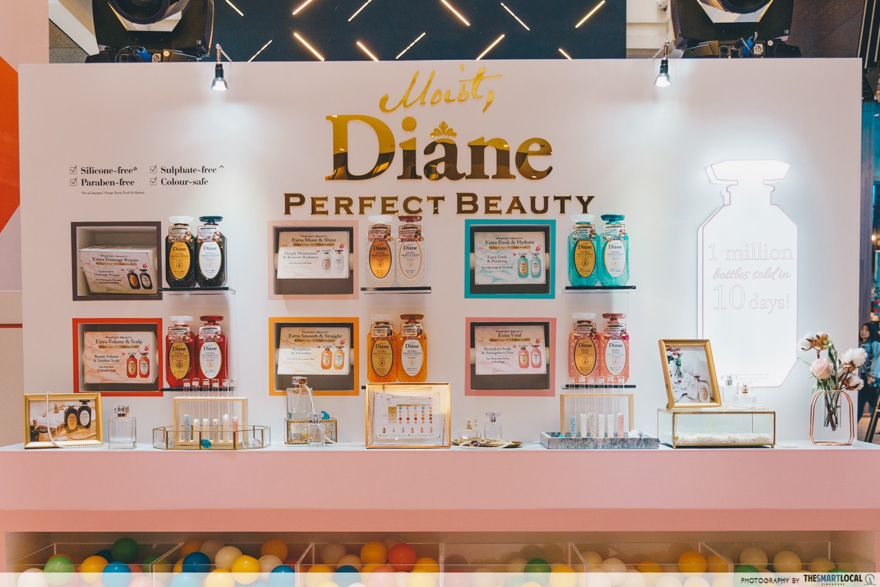 Moist Diane Perfect Beauty - Discovery Zone