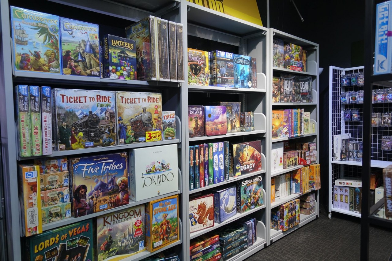 games @ pi library