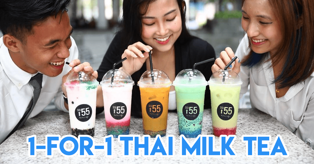soi55 milk tea discount july