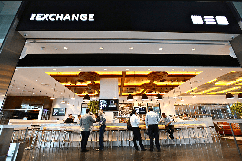 bar - the exchange singapore