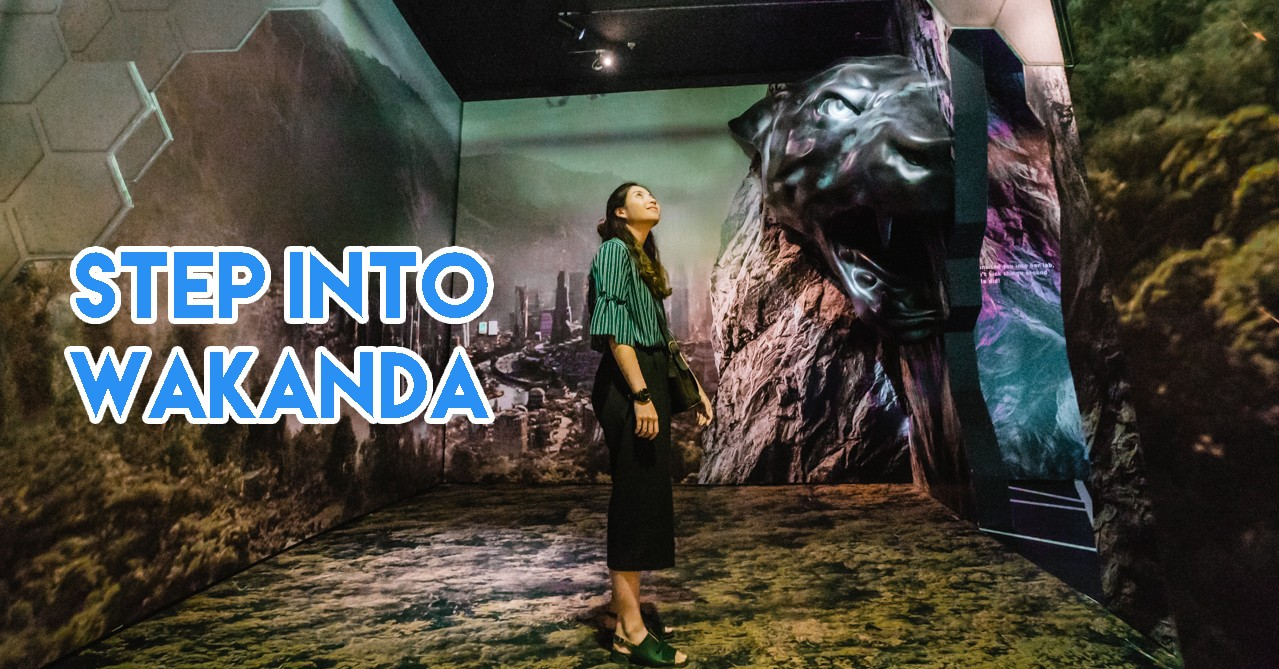 The ArtScience Museum Now Has A Marvel Studios Exhibition, Trippy Virtual Aquarium & Wind-Powered Sculptures