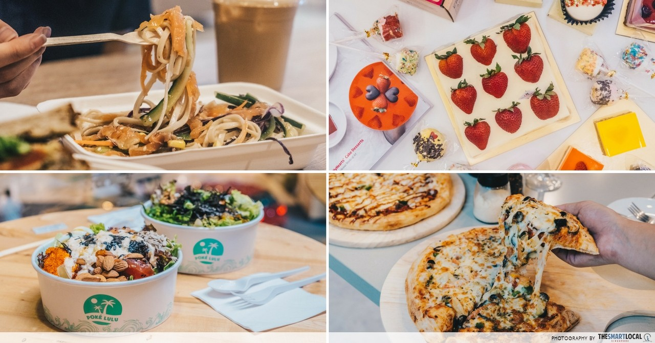 5 New Healthy Options At United Square To Kick Start Your Clean Diet